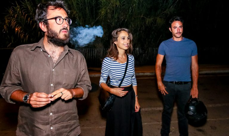 Roan Johnson, Silvia D'Amico e Alessio Vassallo