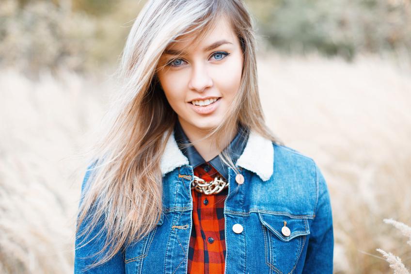 La giacca di jeans è un mito senza età