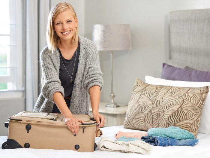 Personalizzare la valigia per riconoscerla