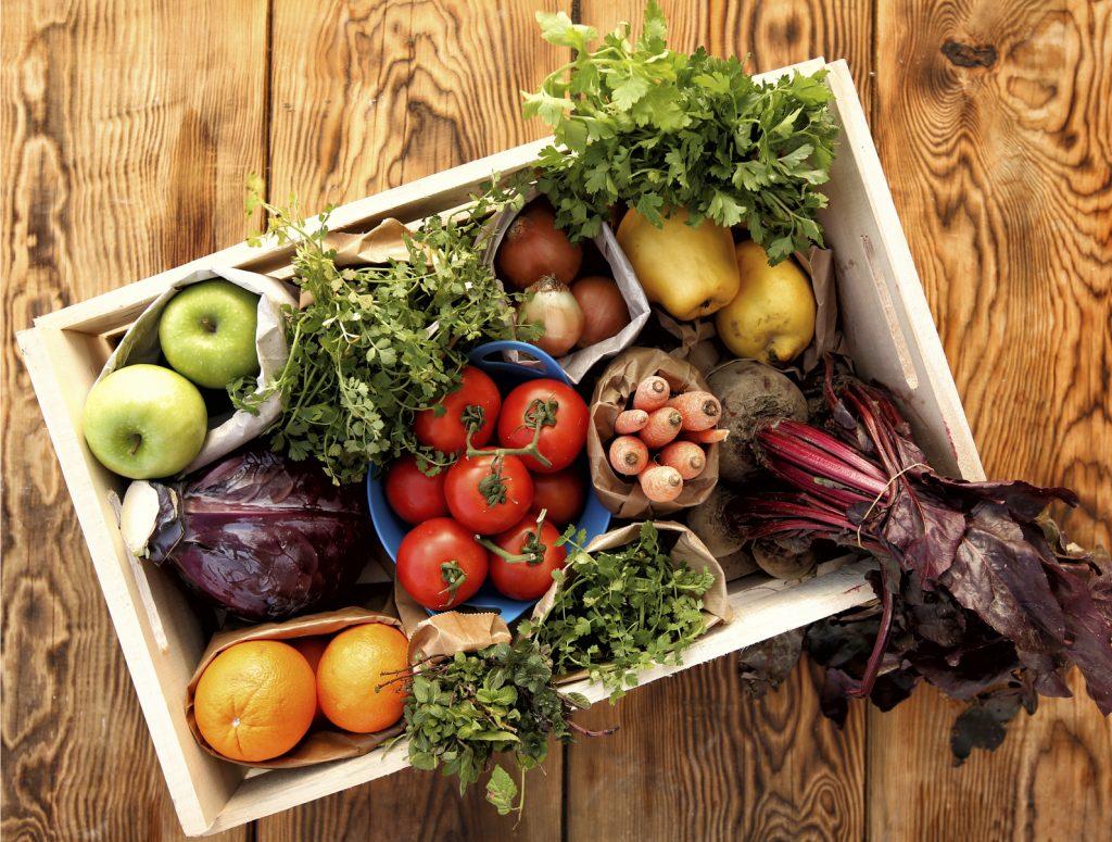 Frutta e verdura, 8 porzioni al giorno e sei felice