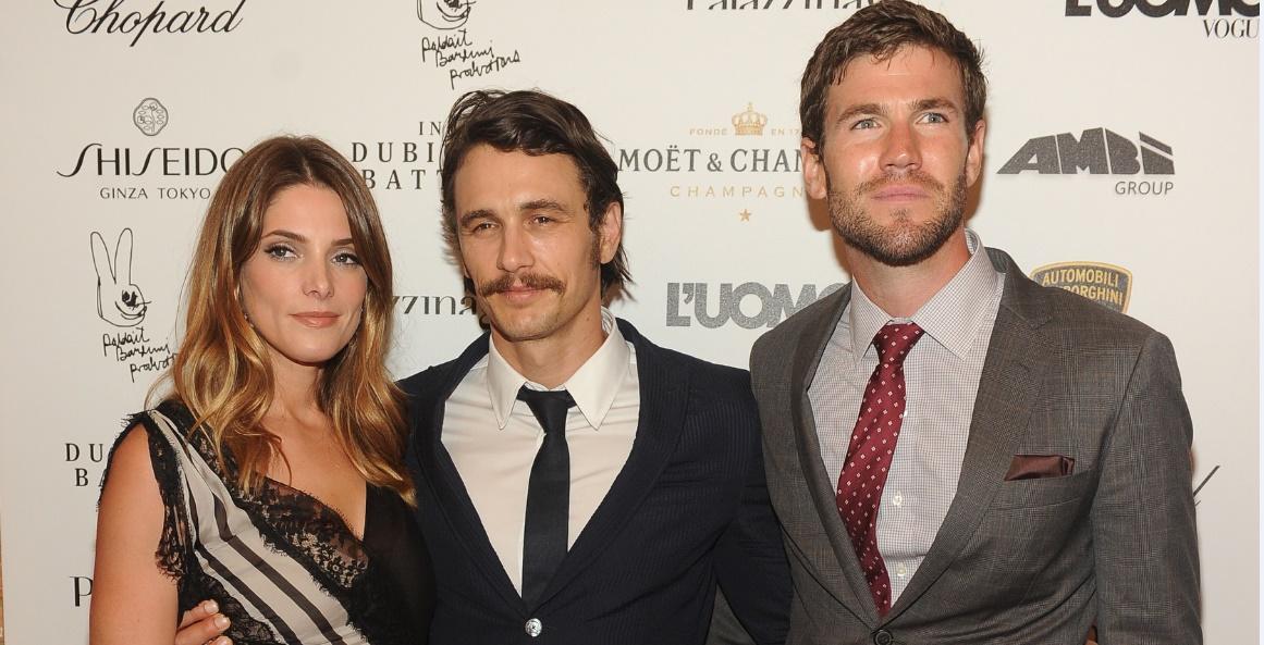 Ashley Greene, James Franco, Austin Stowell