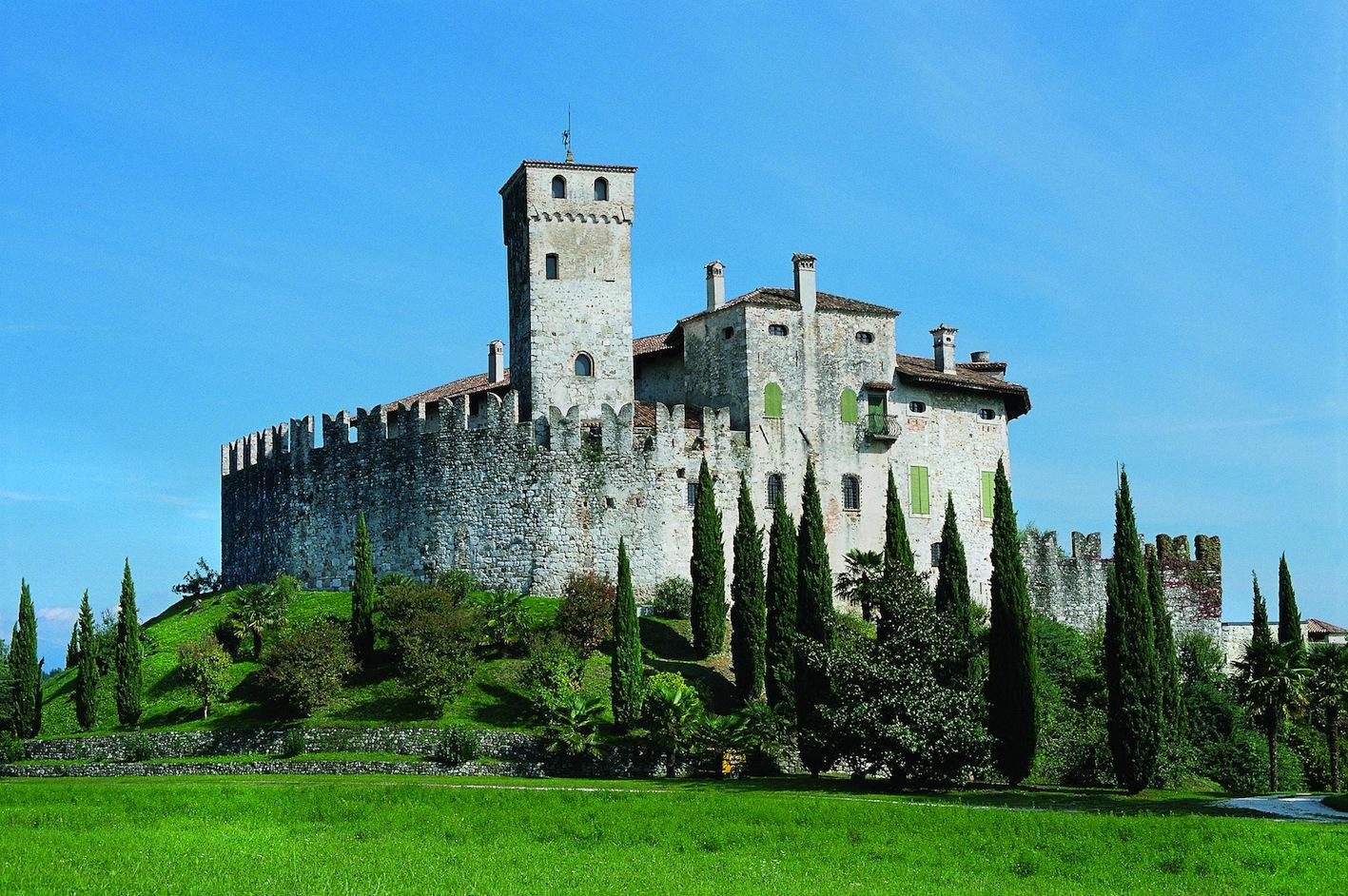 Friuli venezia giulia porte aperte ai castelli for Progettazione giardini friuli venezia giulia