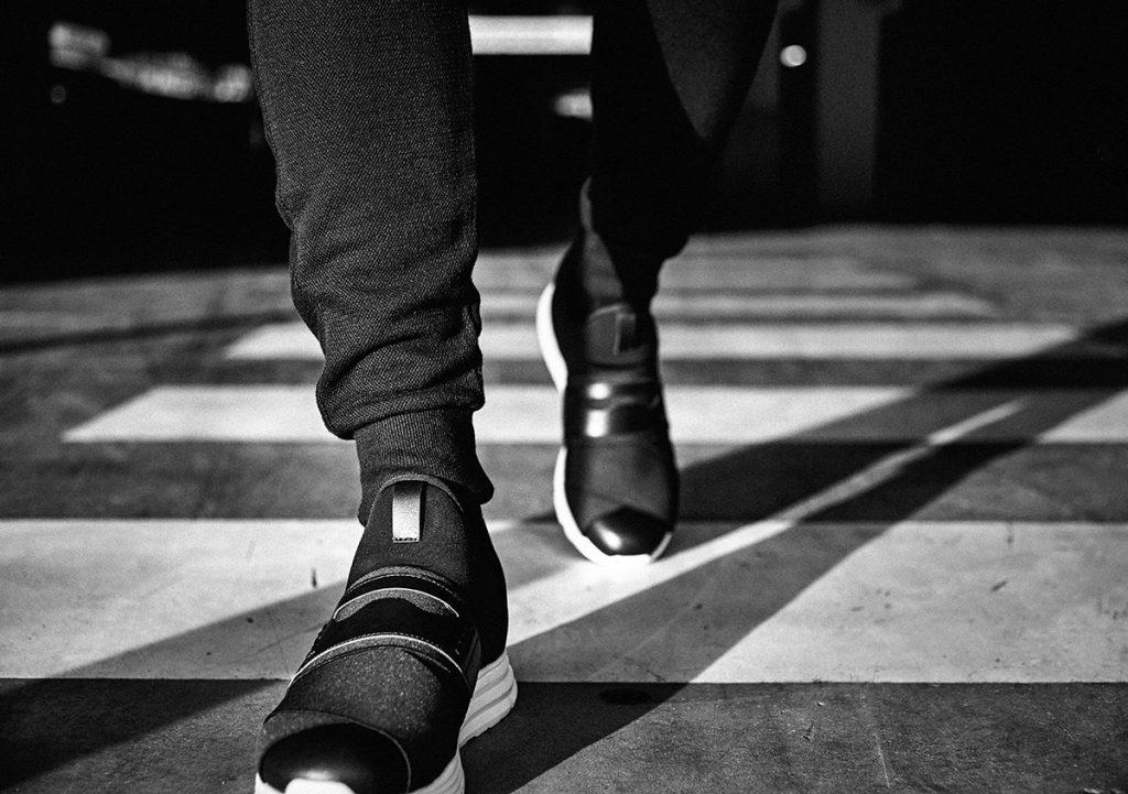 Moderne e ricercate: le sneaker di lucco pensate da BePositive