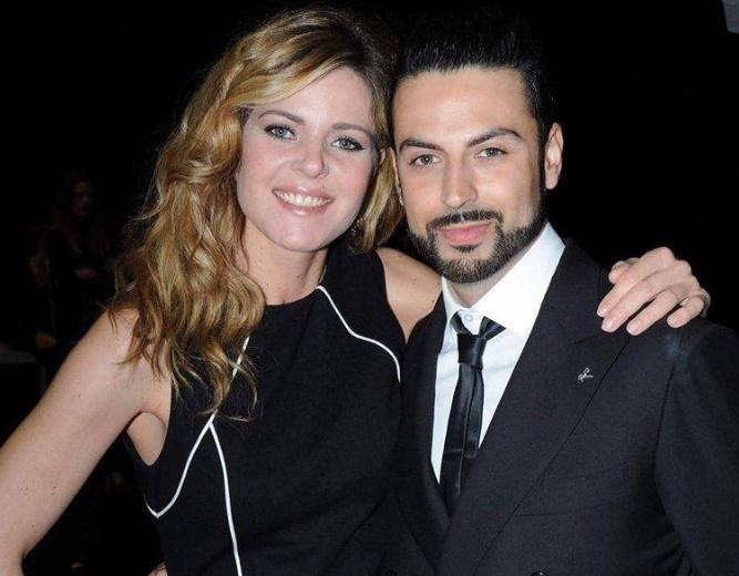 Anthony Peth ed Elisabetta Pellini