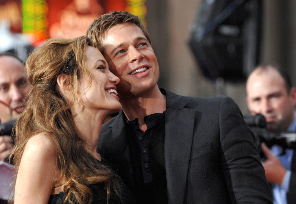 Prima del divorzio, il grande amore di Brad e Angelina