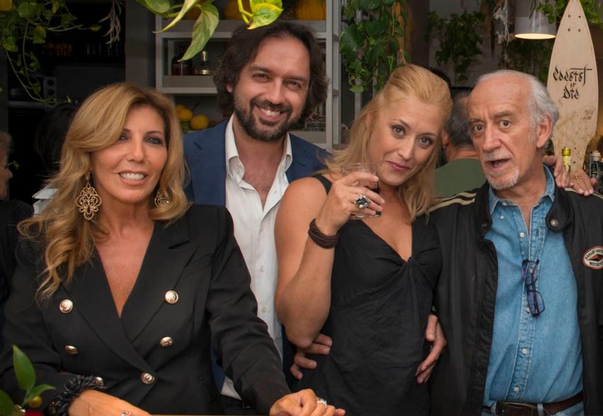 Tina Vannini, Antonio Nasca, Ketty Roselli, Nicola Pistoia