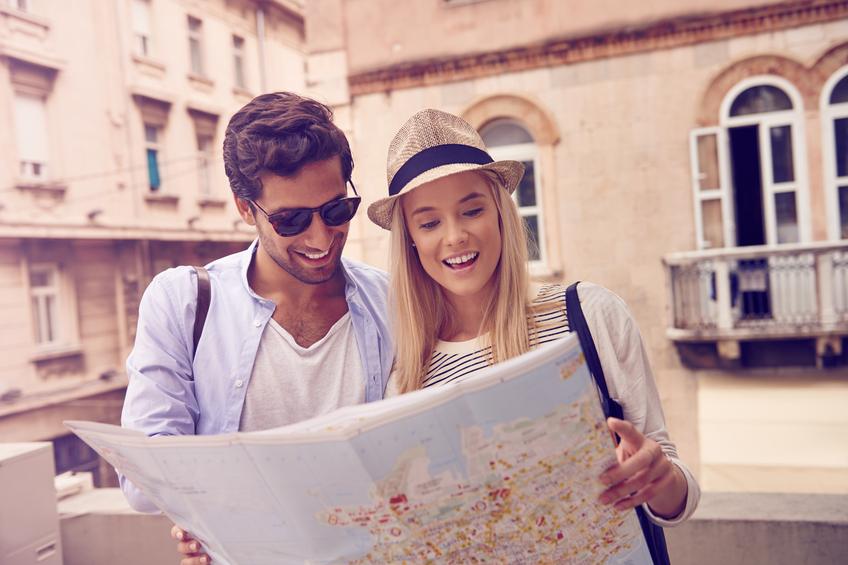 Giovani in vacanza