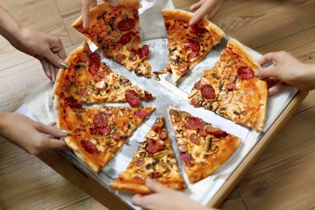 Pizza: regina dell'estate