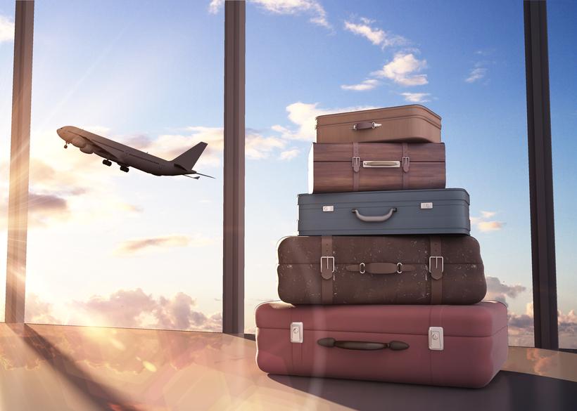 Come pulire la valigia dopo un viaggio
