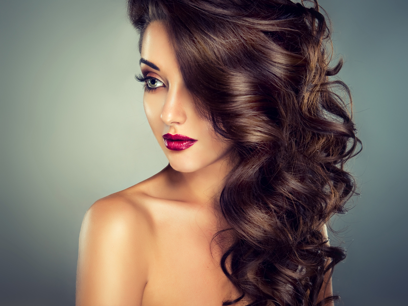 Beauty donna