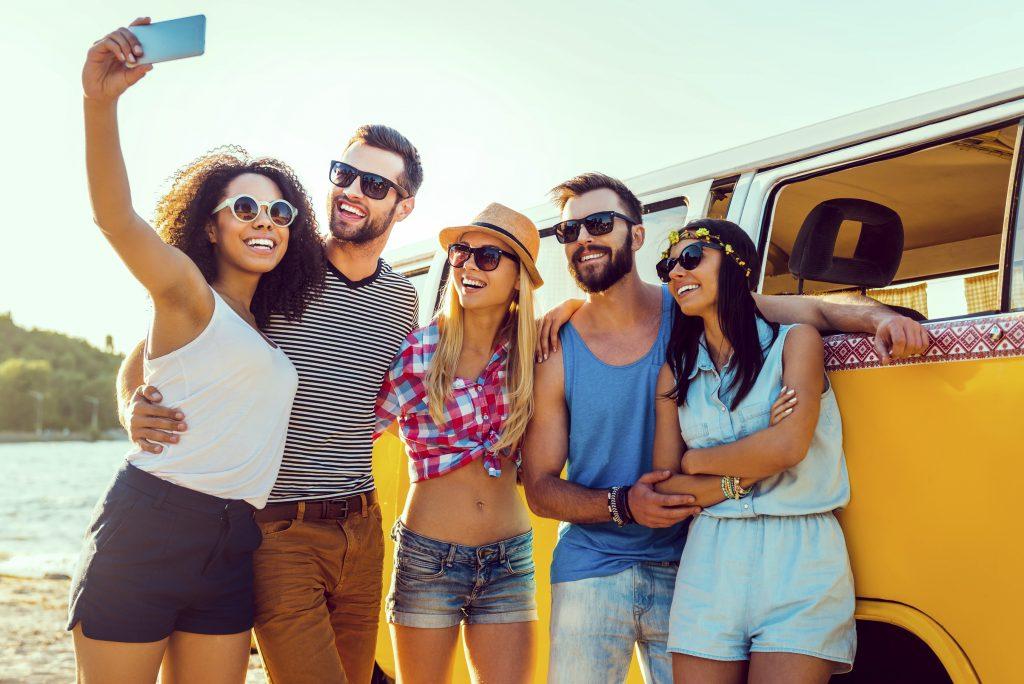 Millennials in viaggio