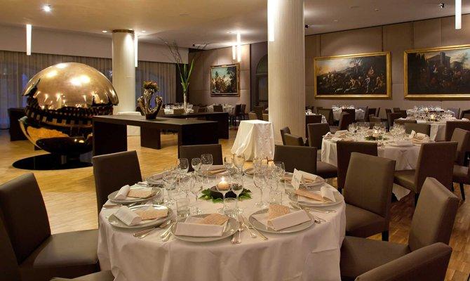 Sala da pranzo Park Hotel Cappuccini