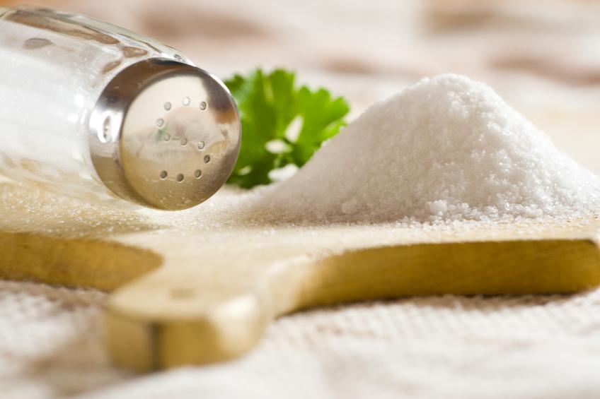 Sale: come limitarne il consumo nella dieta