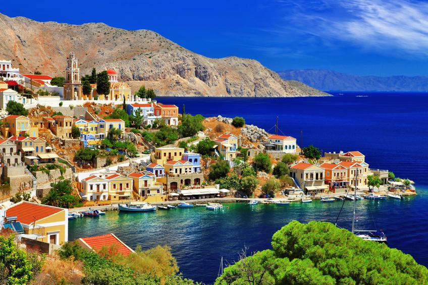 Viaggi: perché gli inglesi preferiscono Grecia e Italia