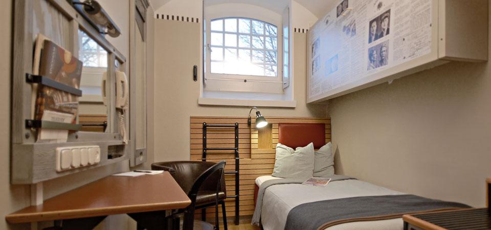 Cella del Langholmen Hotel