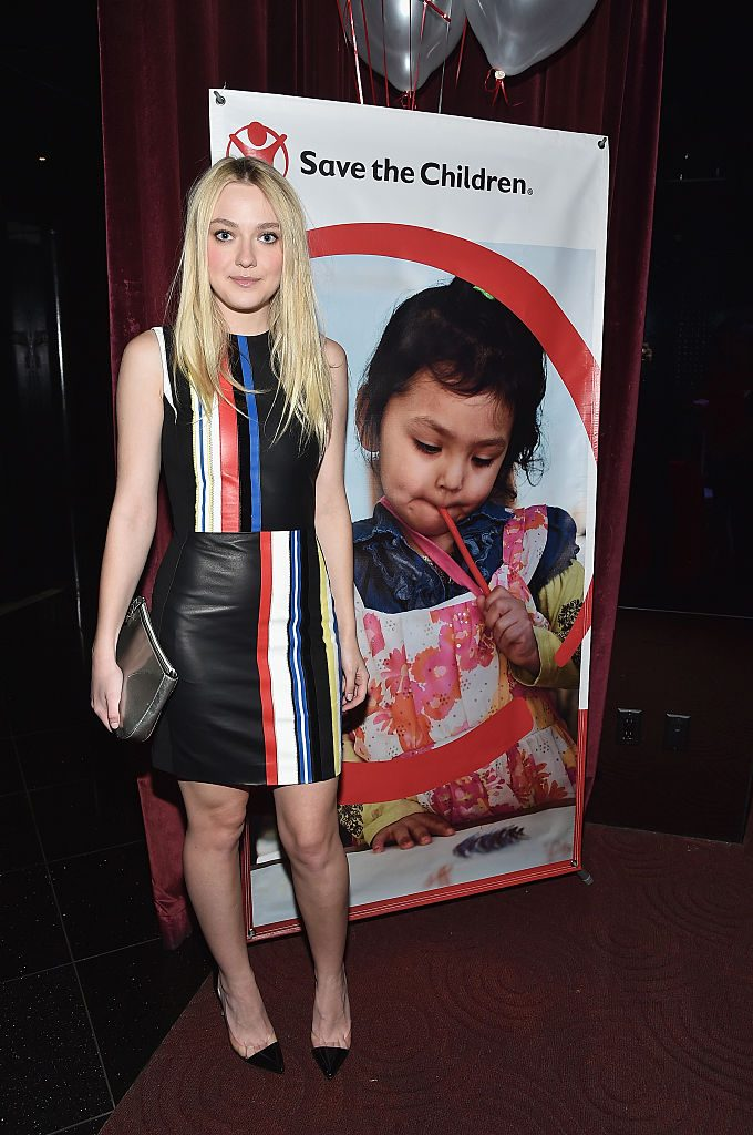 Look Dakota Fanning
