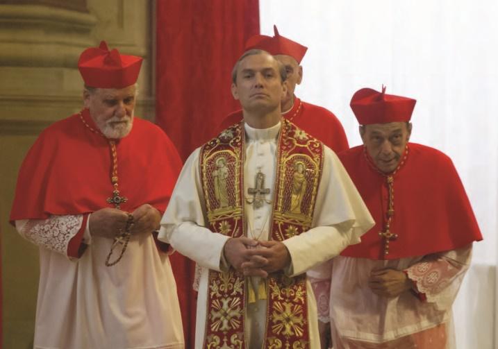 """Jude Law, la sua """"rivoluzione"""" in The Young Pope"""