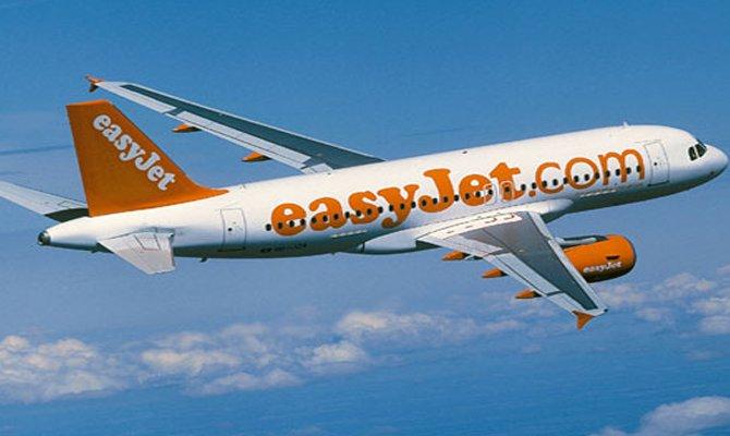 Volare low cost con Easy Jet