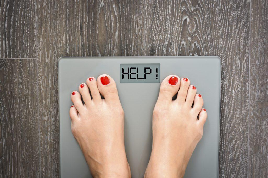 Inverno, scatta l'emergenza sovrappeso