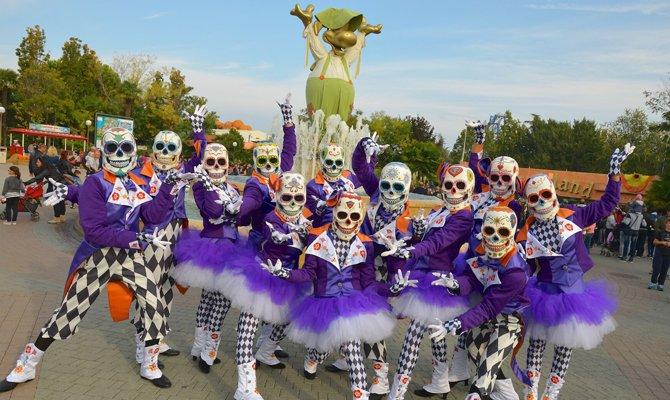 Halloween a Gardaland: l'evento da brivido