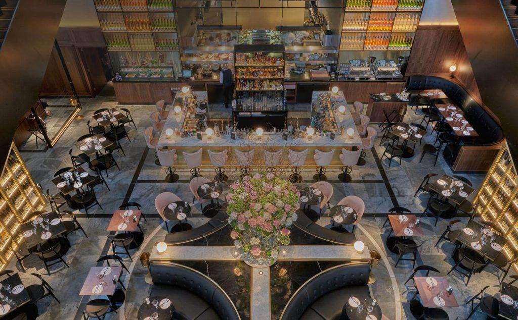 Il ristorante più bello del mondo si trova a Londra