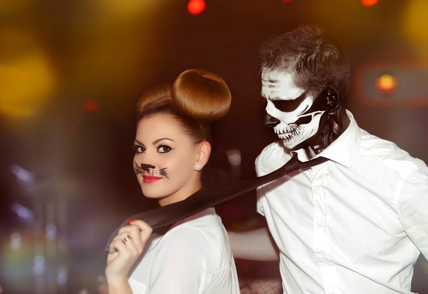 Halloween in coppia, dimmi come ti vesti e ti dirò come ami