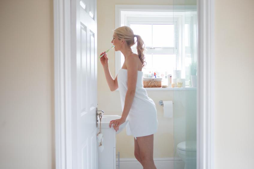 Come lavarsi i denti efficacemente