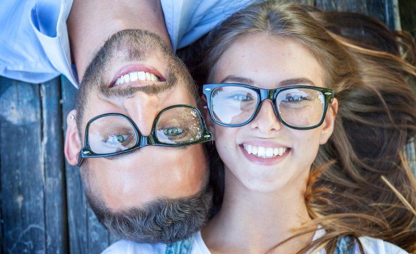Chi porta gli occhiali è più intelligente