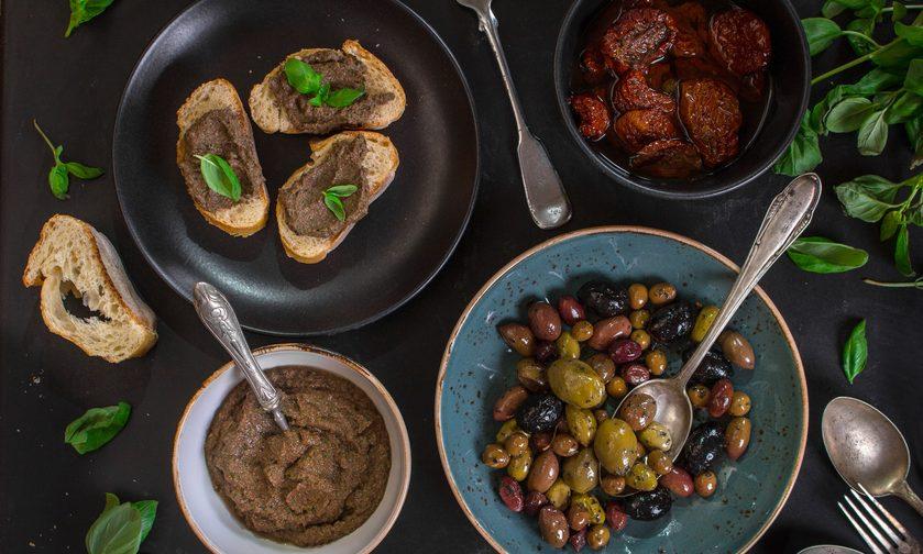 Tapas vegane: 5 idee per servire stuzzichini