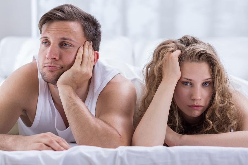 Sesso in declino dopo appena un anno? Ecco come fare…
