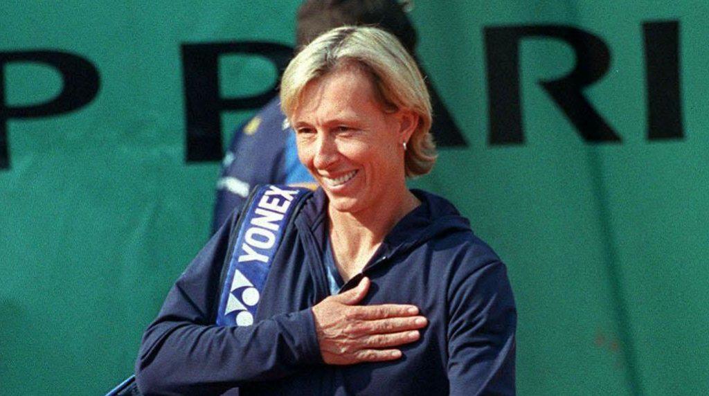 La Navratilova compie 60 anni: i 5 perché di un'icona