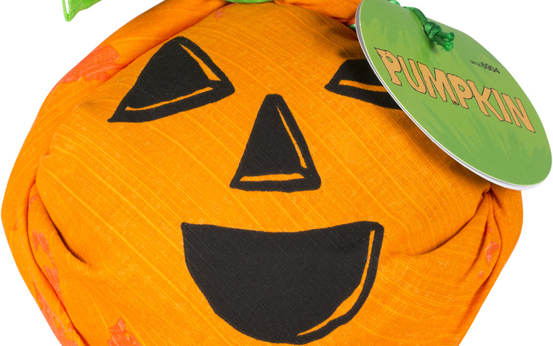 Pumpkin passo regalo Lush
