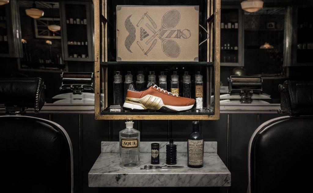 Sneaker limited edition:  adidas Barricade e All Star Missoni