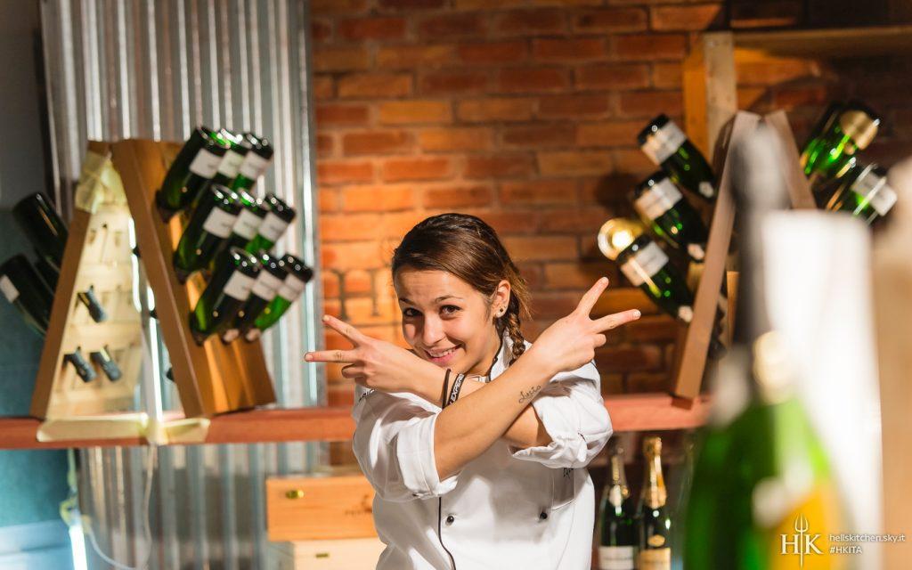 """Carlotta vince Hell's Kitchen: """"Una gran figata"""""""