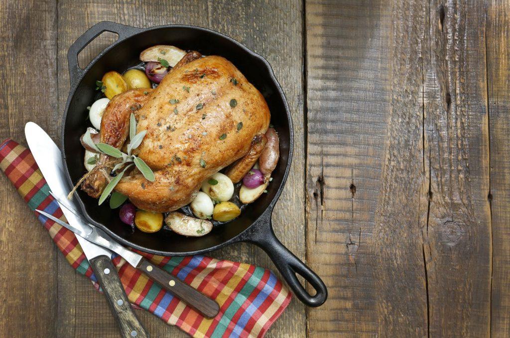 Pollo: come prepararlo in modo impeccabile