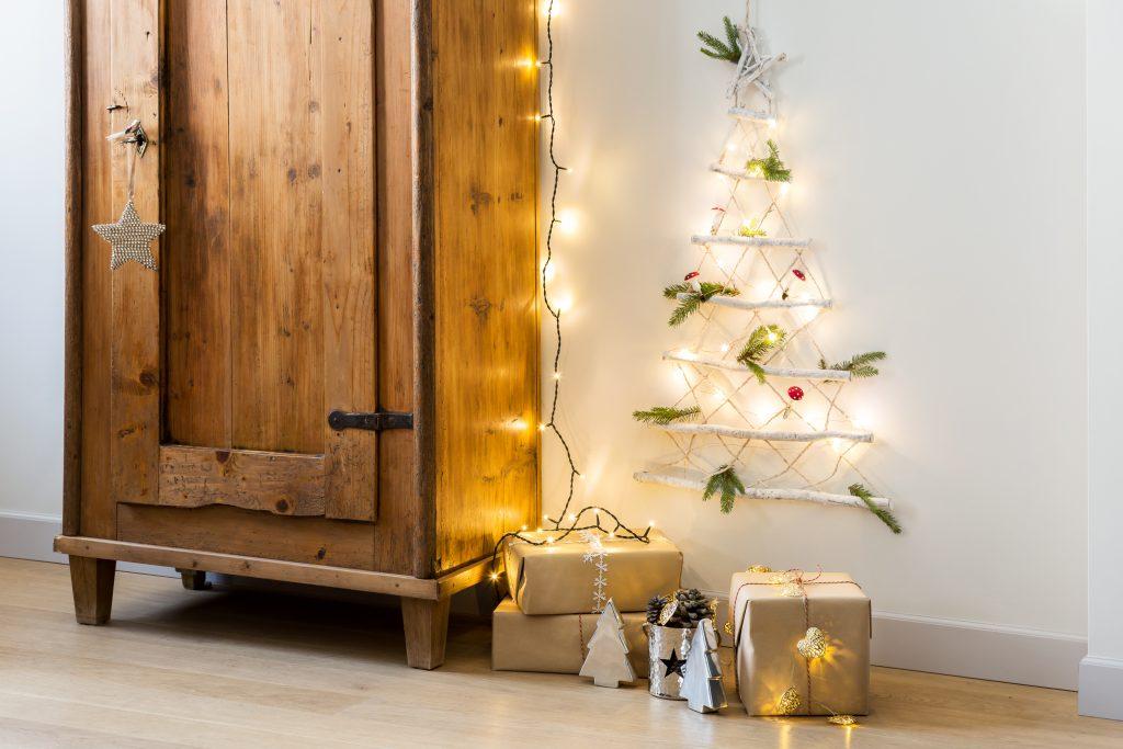 Addobbi natalizi - albero minimal - Dalani