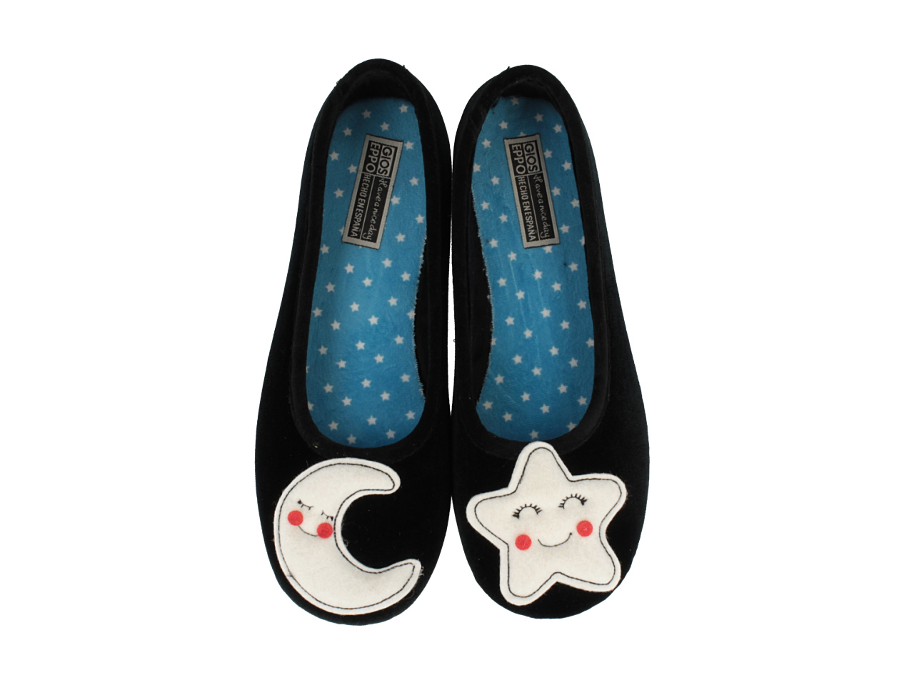 Pantofole calde Gioseppo