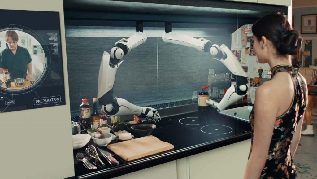 Robot Chef in arrivo. E fa (quasi) tutto lui