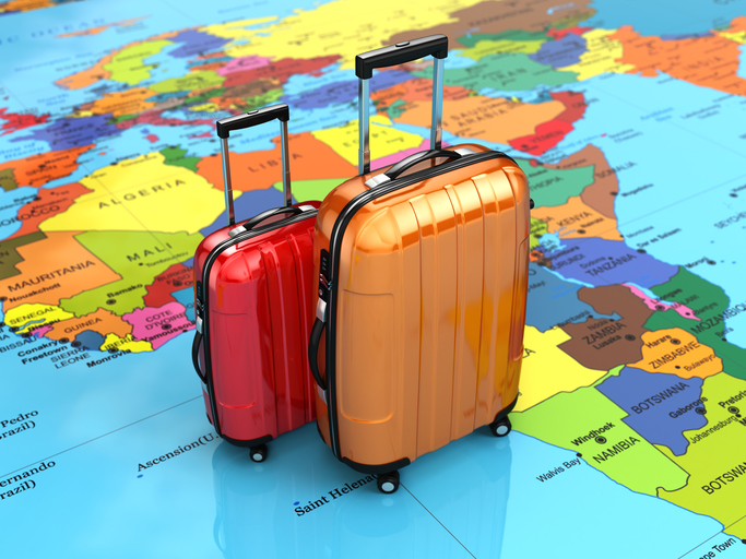 In viaggio con il bagaglio a mano