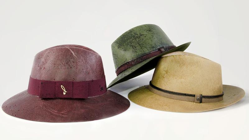 Cappelli feltro Doria 1905