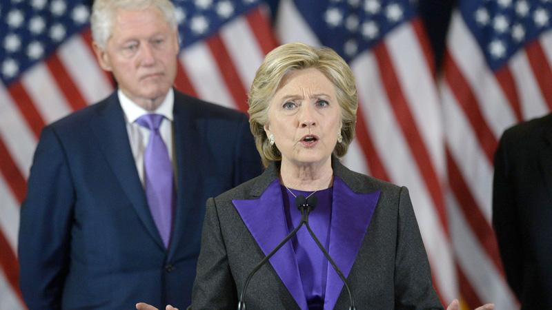 Viola dei Clinton