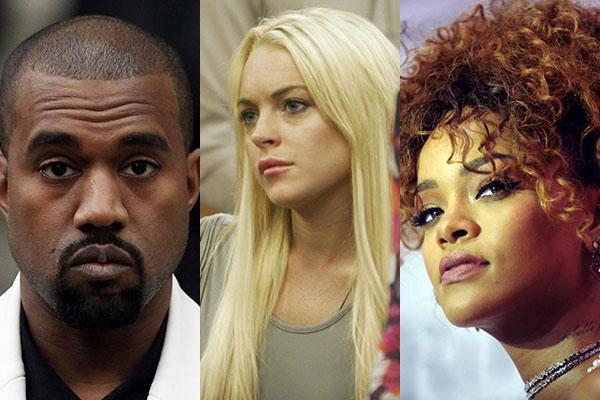 Kanye West e le altre star sull'orlo di una crisi di nervi