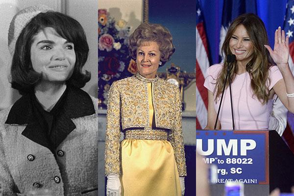 First lady Usa: come sono cambiati i look?