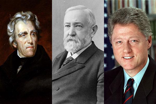 Gli incarichi più strani ricoperti dai presidenti Usa