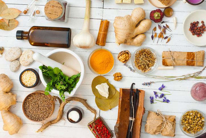 Rimedi naturali che si trovano nella vostra cucina