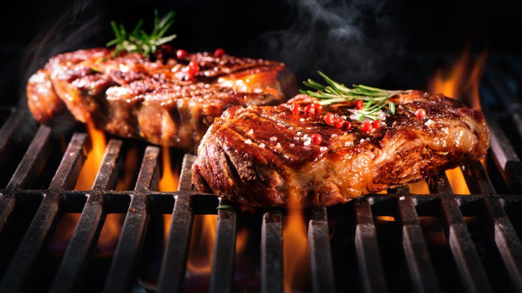 bistecca. reazione di maillard