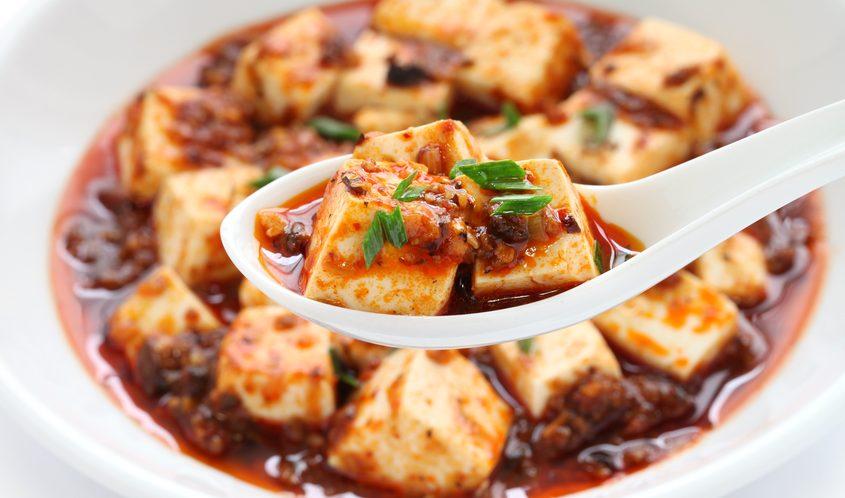 Mapo tofu: più sapore con la cucina Cinese