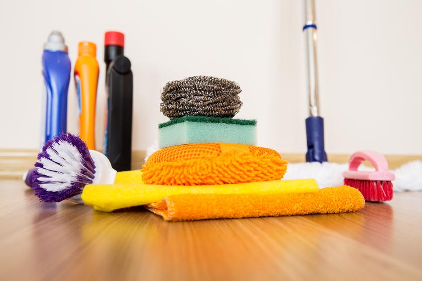 Faccende domestiche da fare una volta l'anno
