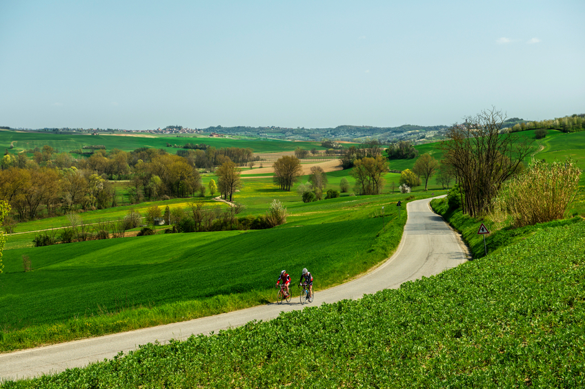 Cicloturismo: pedalare sulle colline torinesi