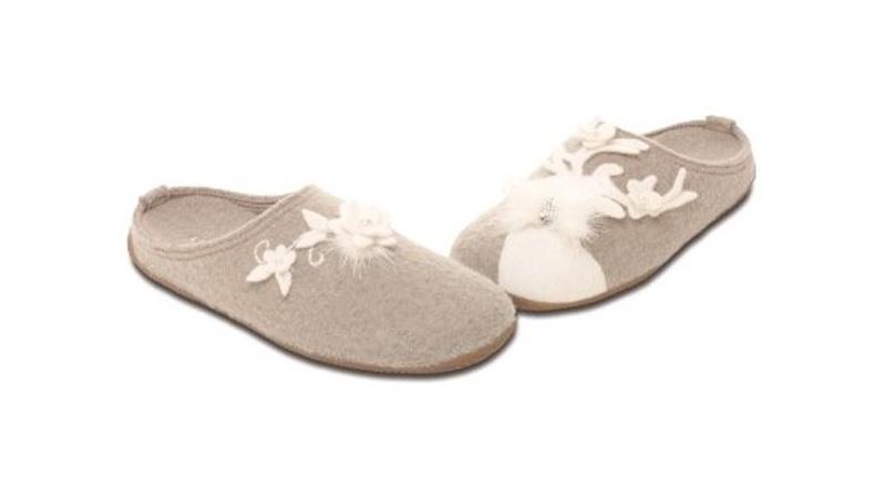 Pantofole calde Living Kitzbühel